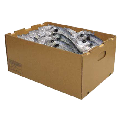 Wax Corrugated Cartons