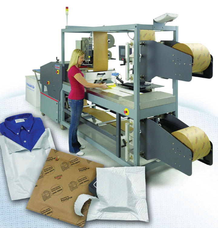 PriorityPak® Automated Packaging Systems