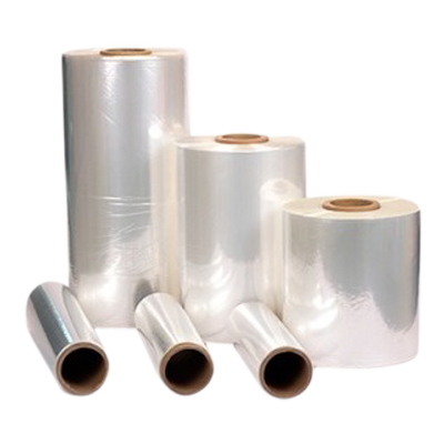 Clear Center fold polyolefin shrink