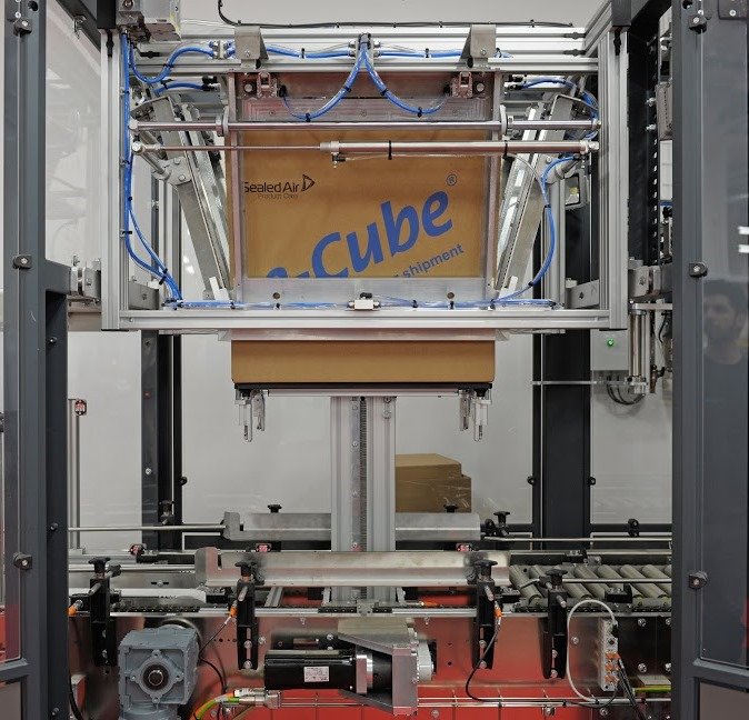 E-CUBE® Automated Void Reduction System