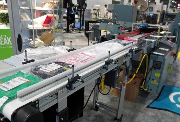 FLOWRAP™ Automated Mailer System