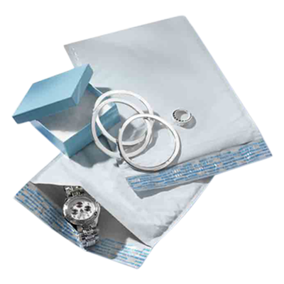 Self Seal White Poly Bubble Mailers